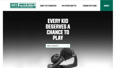 Sports Matter. Looking at content differently.