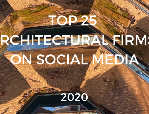 2020 Top 25 Architectural Firms on Social Media