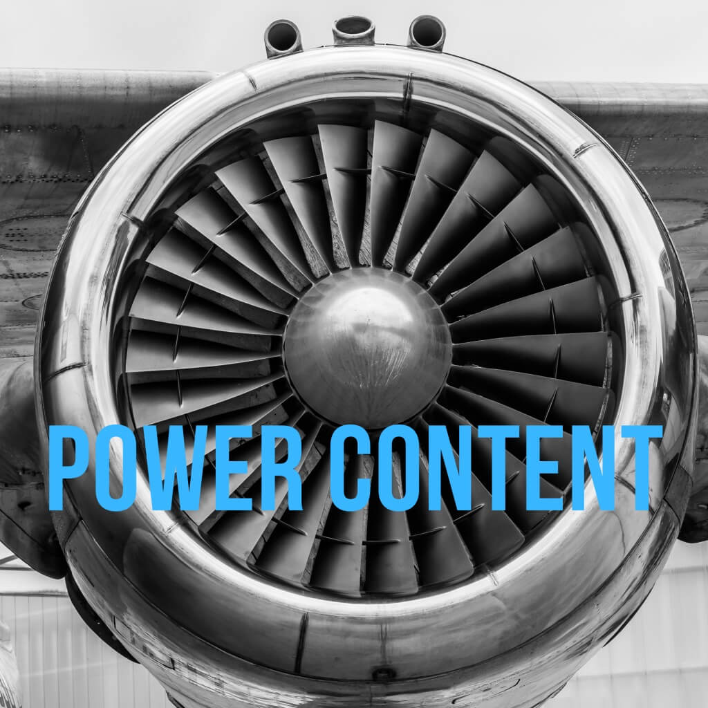 Power Content blog post by Draper DNA